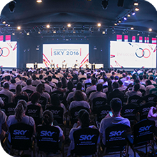 Convenção Nacional SKY 2016
