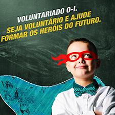 OWENS-ILLINOIS Voluntariado – 2015