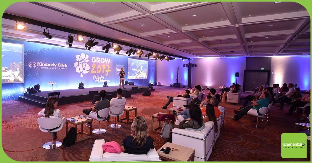 Encontro de Líderes 2017 Kimberly-Clark. Integrando lideranças para crescer.